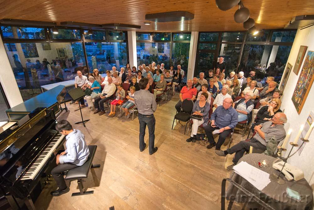 Sommer-Klassik Wein Hamm Publikum