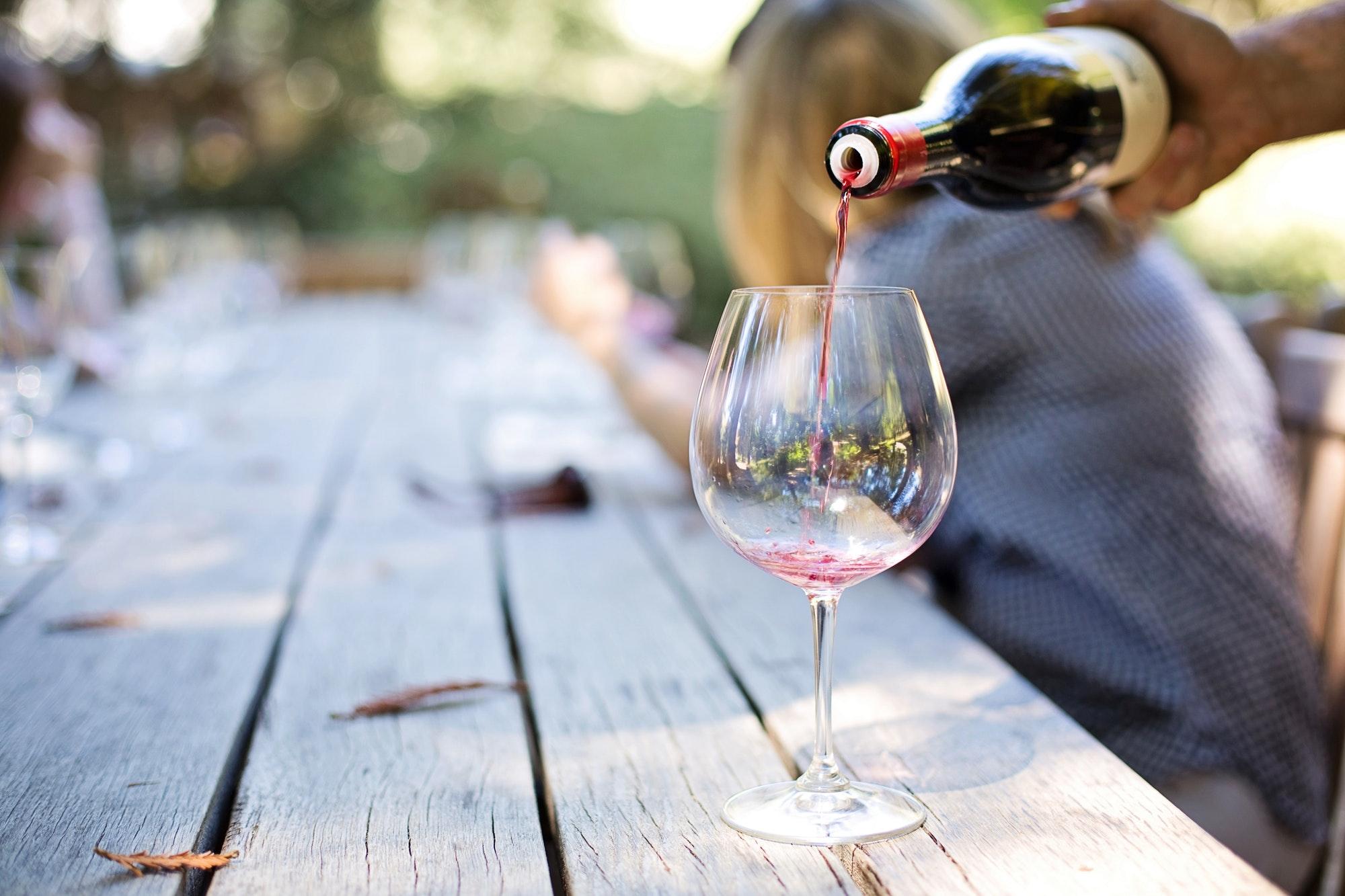Spanischer Abend mit Paella & Wein